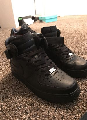 Air Force 1 mid and Jordan's for Sale in Wichita, KS