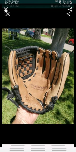 "baseball glove, youth 11"" for Sale in Grand Terrace, CA"