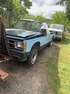 1991 Chevy S-10 Parts for Sale in Waltham, MA