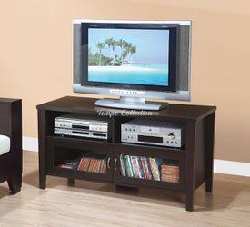 New TV Stand, Dark Brown, SKU# ID29261TC for Sale in Santa Fe Springs,  CA