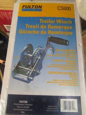 Trailer winch for Sale in Las Vegas, NV