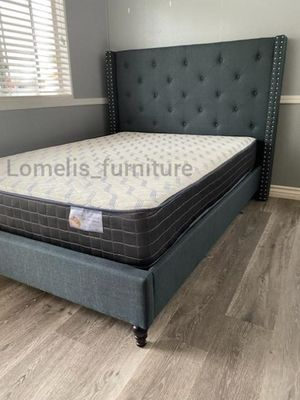 Cal king beds with mattresses included for Sale in Cypress, CA