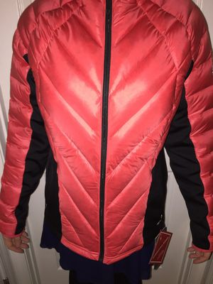 Spyder Syrround hybrid down hoody womens jacket for Sale in Manassas, VA