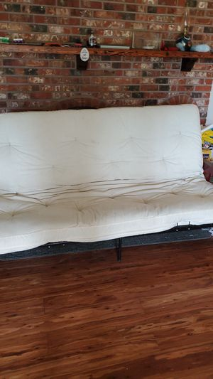 Futon couch bed for Sale in Enumclaw, WA