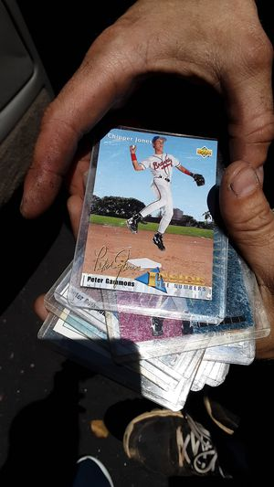 Rare baseball card collection for Sale in Lawrenceville, GA