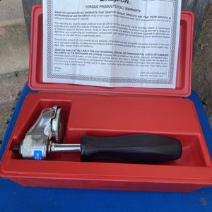 Snap-On Torqometer With Original Box Tool for Sale in Rancho Palos Verdes, CA