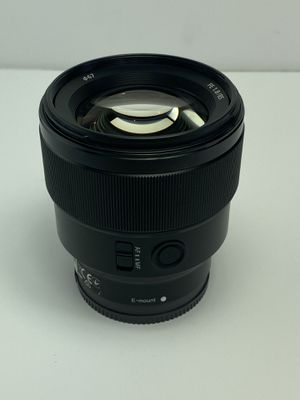 Sony 85mm 1.8 for Sale in Aurora, CO