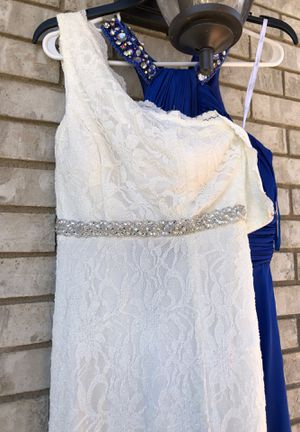 Size 3 White Dress for Sale in Brighton, CO