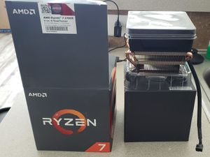 """AMD CPU Cooler """"Wraith Prism"""" for Sale in Pasco, WA"""