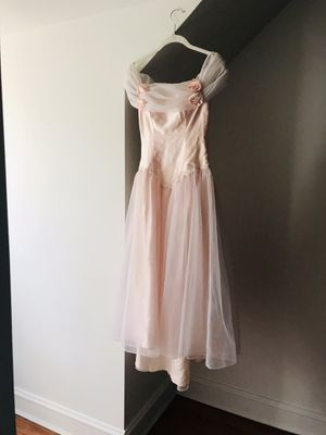 Vintage 80's prom formal dress costume sz 3 for Sale in Chicago, IL