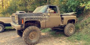 77 chevy off road truck for Sale in Morgantown, WV