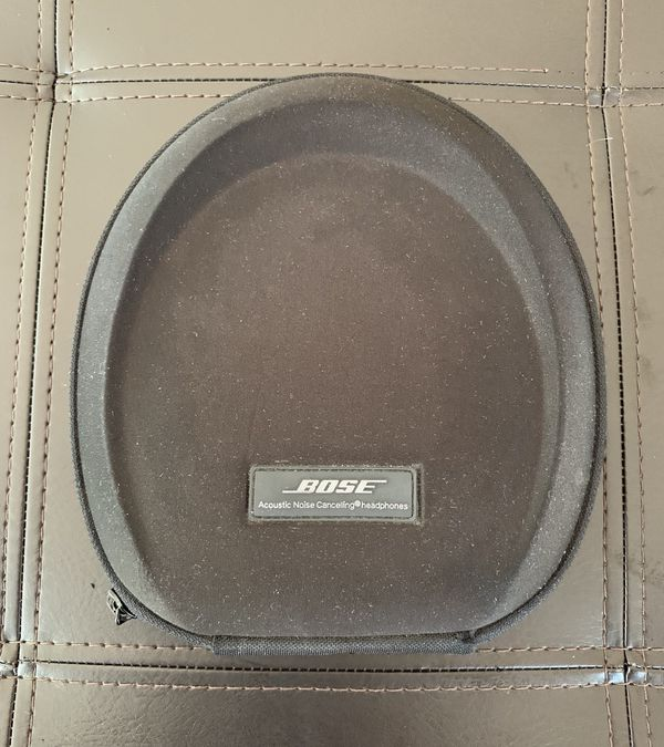 Bose QC15 Wired headphones