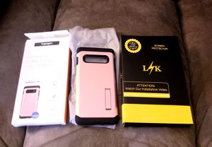Samsung Galaxy s10 plus phone case for Sale in Baden, PA