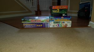 Board games for Sale in Cary, NC