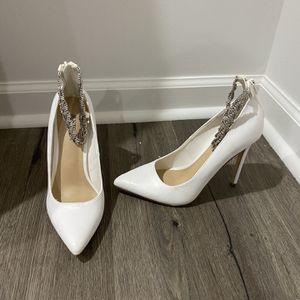 White Heels for Sale in Manassas, VA