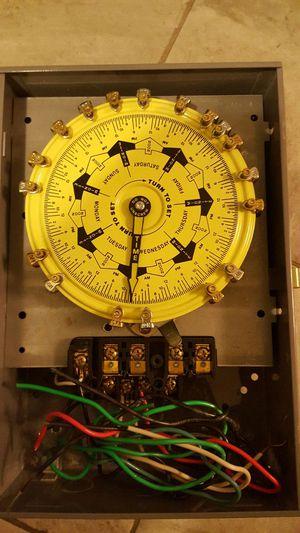 INTERMATIC 7 DAY DIAL TIME SWITCH 120V-480V AC. for Sale in Philadelphia, PA