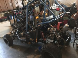 Custom go kart stick shift trade for Sale in Fresno, CA