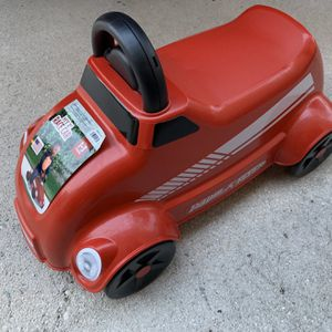 Radio Flyer My First Race Car - Kids Red Push Car - Brand New - Retails For $20 for Sale in Fort Lauderdale, FL