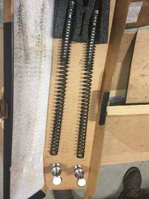Stock front end springs for Harley-Davidson for Sale in Pittsburgh, PA