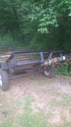 4x6 trailer some new paint all new wireing for Sale in Carrollton, GA