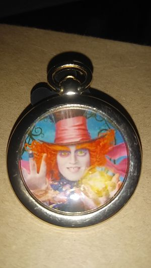 AMC Exclusive 2016: Alice Through the Looking Glass Mad Hatter pin for Sale in Norwalk, CA