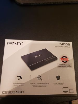 PNY CS900 240GB SSD for Sale in Fayetteville, AR