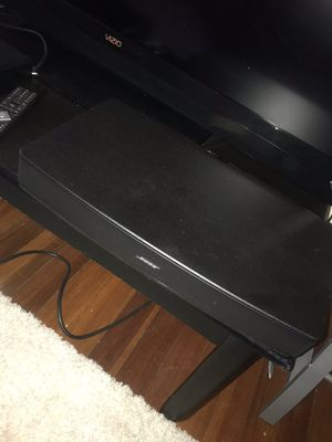 Bose home speaker for Sale in North Providence, RI