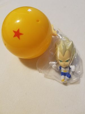 Dragonball Z Figure Hanger Super Saiyan Vegeta for Sale in Perris, CA
