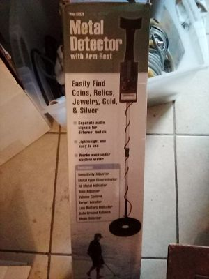 Metal detector for Sale in US