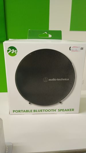 Audio-Technica Portable Bluetooth Speaker for Sale in Chicago, IL