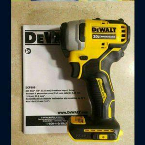 "Brand New DeWalt Brushless 1/4"" Impact Bare Tool for Sale in Hampton, VA"