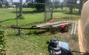 Motorcycle trailer for Sale in West Palm Beach, FL