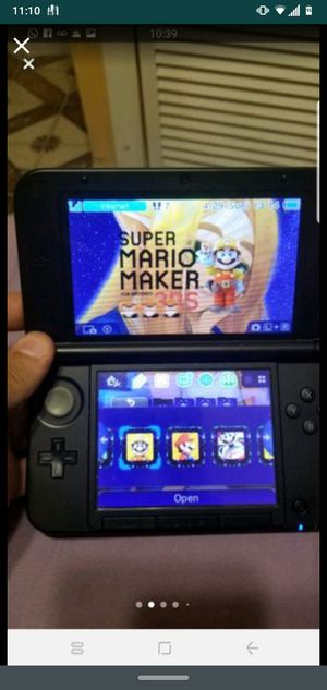 Jailbroken 64 gb nintendo 3ds xl for Sale in Hialeah, FL