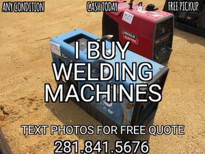 Welder Generators Wanted for Sale in Spring, TX