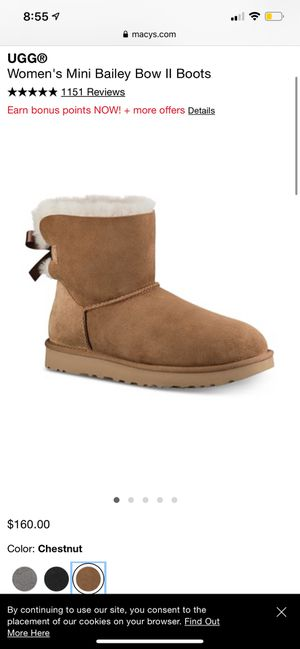 Ugg boots size 10 women for Sale in Palmdale, CA