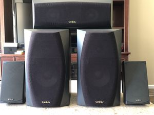 5.1 Speaker Set for Sale in Roslyn Heights, NY
