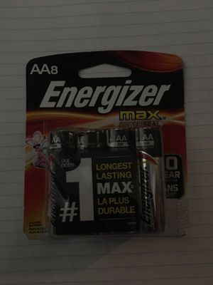 AA8 Energizers for Sale in Alameda, CA