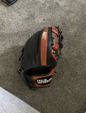 A2K Baseball Glove. Barely Used! for Sale in Modesto, CA