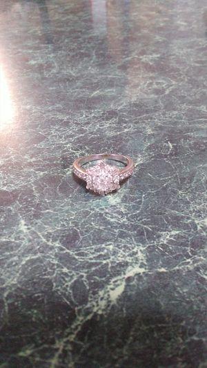 14k white gold , 1 Karat diamond ring for Sale in West, MS
