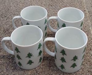 Vintage Christmas Tree Coffee Mugs for Sale in Burlington, NC