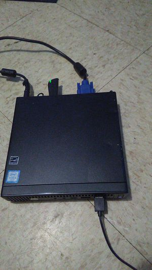 hp ProDesk 600 G2 DM ( Intel Core i5 ) Business Mini Desktop PC Computer for Sale in Baltimore, MD