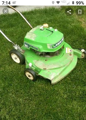 Lawn boy self propelled push mower for Sale in Overbrook, WV