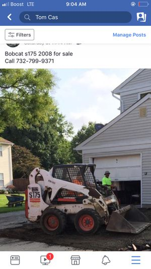 Bobcat s175 for Sale in NJ, US