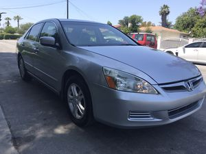 2007 Honda Accord for Sale in Los Angeles, CA