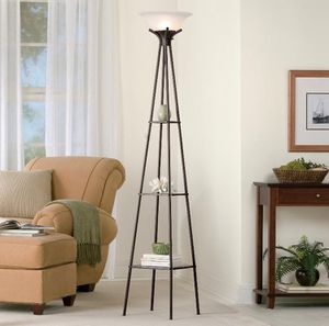 Floor lamp with bulb included for Sale in Jersey City, NJ