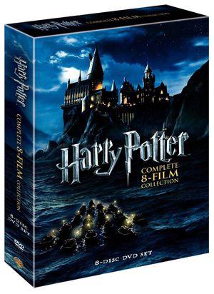 Harry Potter 8 Film DVD Set for Sale in Fort Belvoir, VA