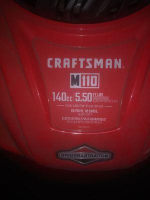 Lawn mower craftsman for Sale in Modesto, CA