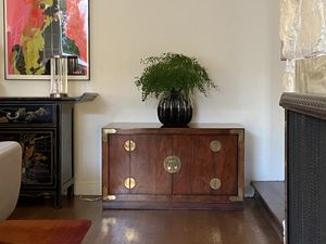 Vintage Drexel Asian inspired Cabinets, side tables, dressers, end tables, console for Sale in Los Angeles, CA