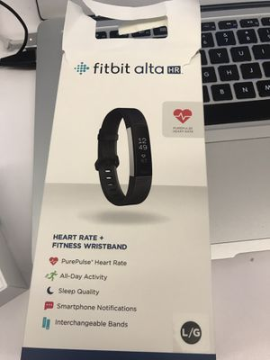 Fitbit Alta HR for Sale in Marina del Rey, CA