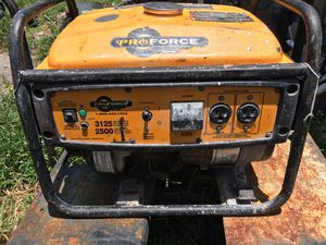 Generator starts and runs great for Sale in Hollywood, FL